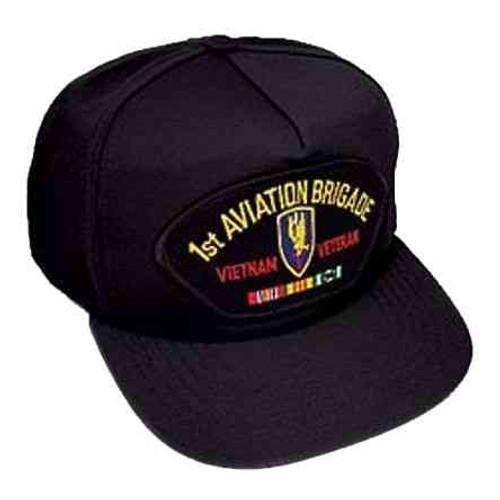 vietnam 1st avia bde veteran hat 5 panel