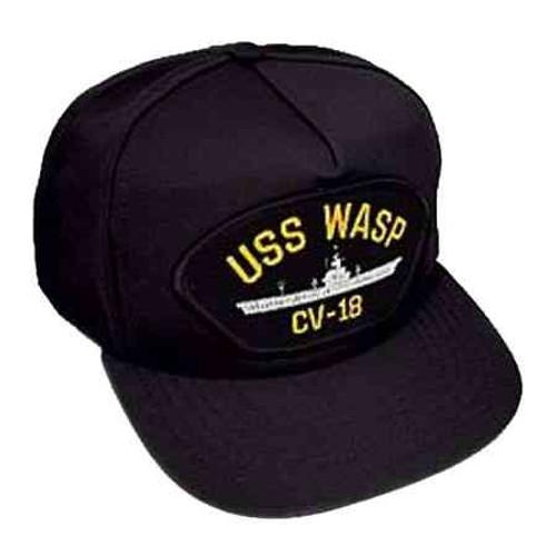 uss wasp hat 5 panel