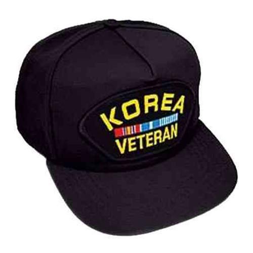 korea veteran hat 5 panel