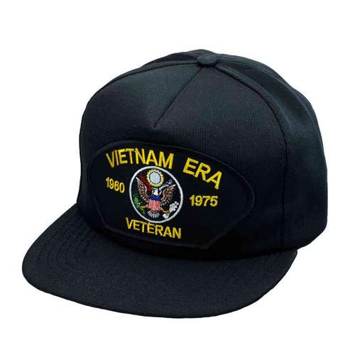 vietnam era veteran hat 5 panel