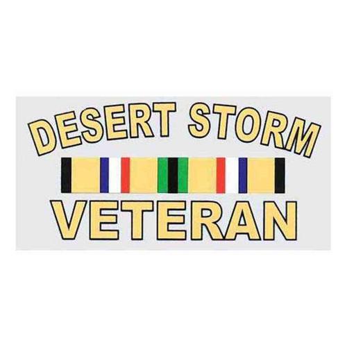 desert storm ribbon decal