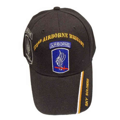 army 173rd airborne brigade sky soldiers hat