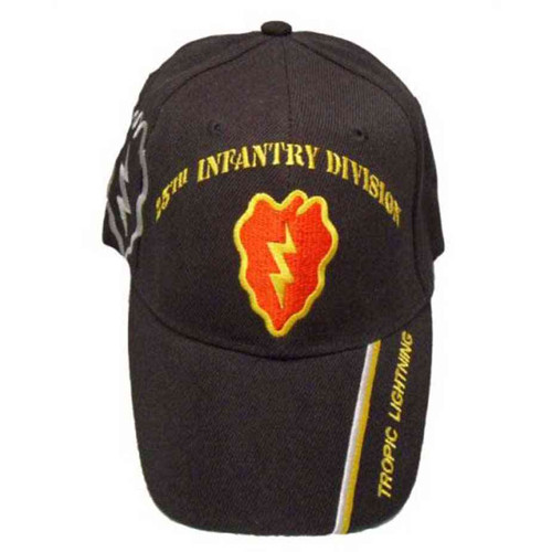 army 25th infantry division tropic lightning hat