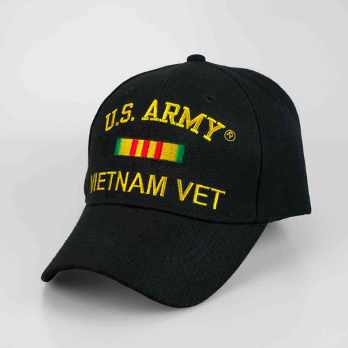 u s army vietnam vet ribbon hat