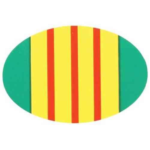 vietnam veteran oval decal
