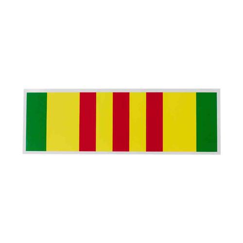 vietnam veteran ribbon decal sticker