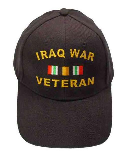 iraq war veteran ribbon hat