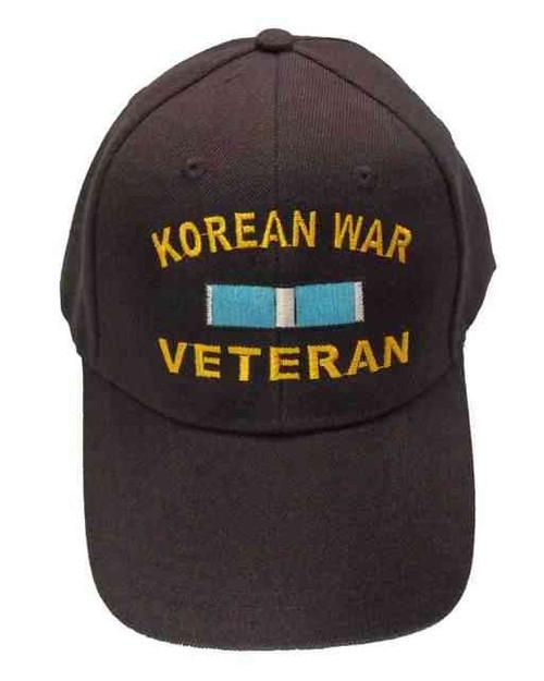 korean war veteran ribbon hat
