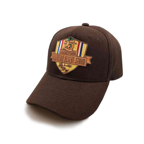 desert storm 25th anniversary special edition hat
