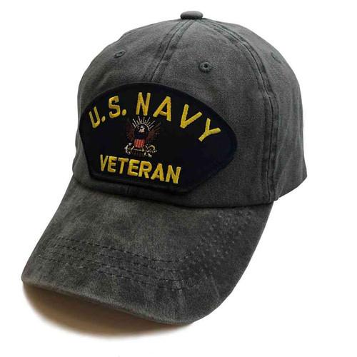 u s navy veteran special edition vintage hat