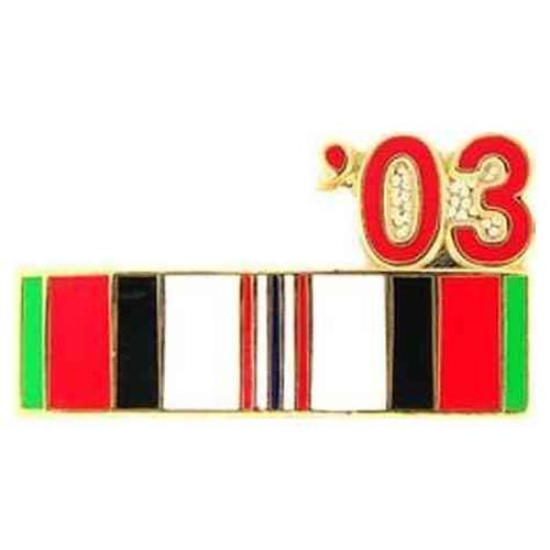 2003 afghanistan hat lapel pin