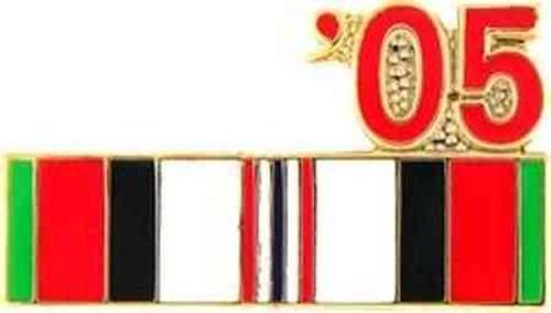2005 afghanistan hat lapel pin