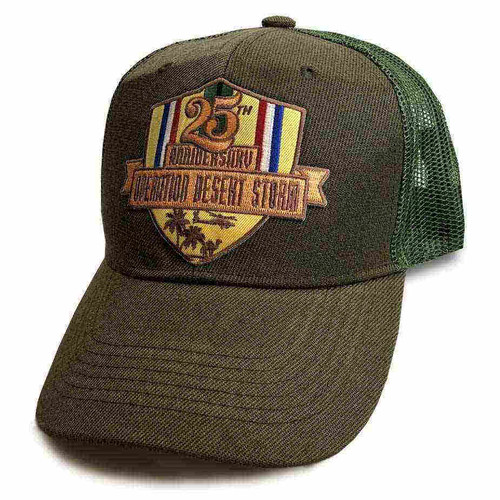 desert storm 25th anniversary custom edition o d hat