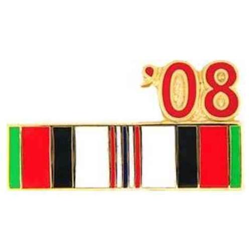 2008 afghanistan hat lapel pin