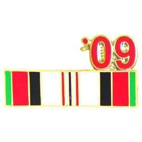2009 afghanistan hat lapel pin