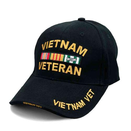 vietnam veteran hat service ribbon