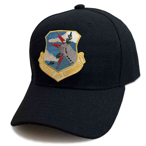 u s air force strategic air cmd hat 6 panel hat