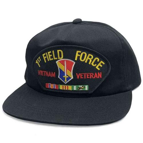 vietnam 1st field force veteran hat