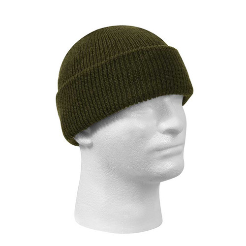 army genuine o d wool watch cap