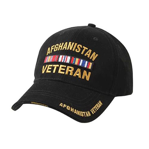 afghanistan veteran hat ribbon
