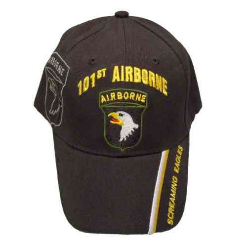 army 101st airborne division screaming eagles hat