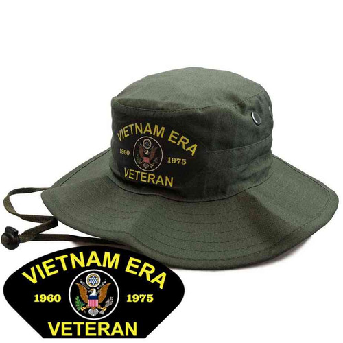 vietnam era veteran boonie hat limited issue