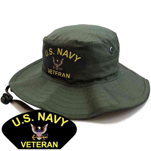 u s navy veteran boonie hat limited issue