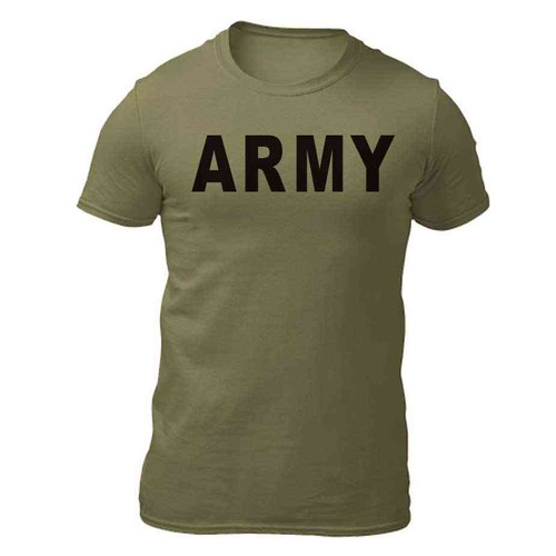 officially licensed us army tshirt army