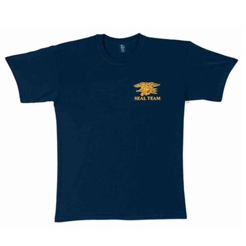 official navy seals team logo tshirt