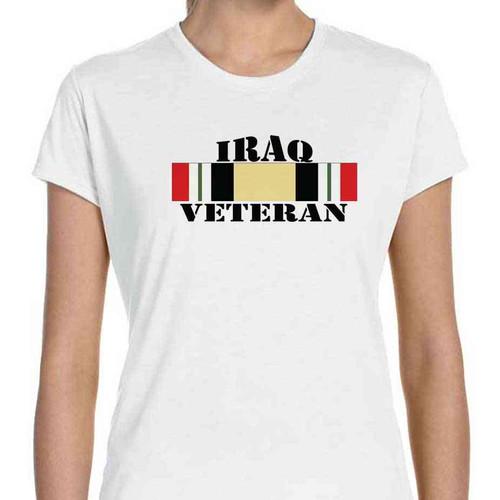 iraq veteran ladies performance vela shirt