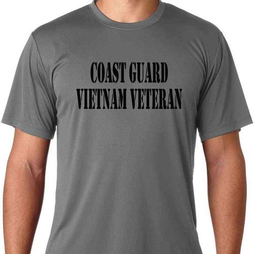 coast guard vietnam veteran solar performance ss tshirt