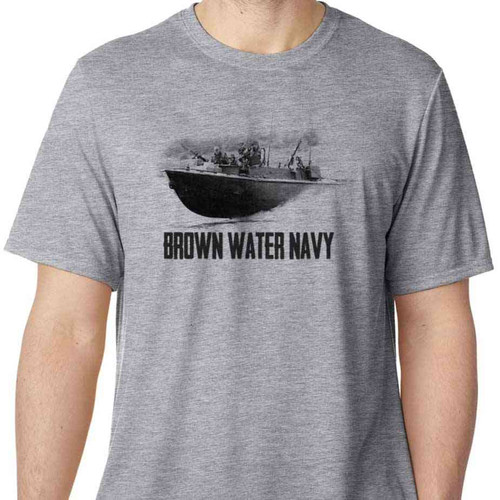 brown water navy performance tshirt