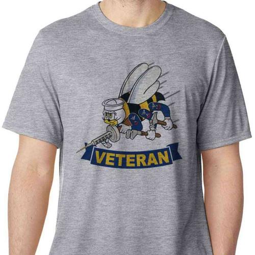 navy seabees veteran performance tshirt