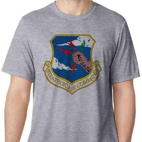 air force strategic air command performance tshirt