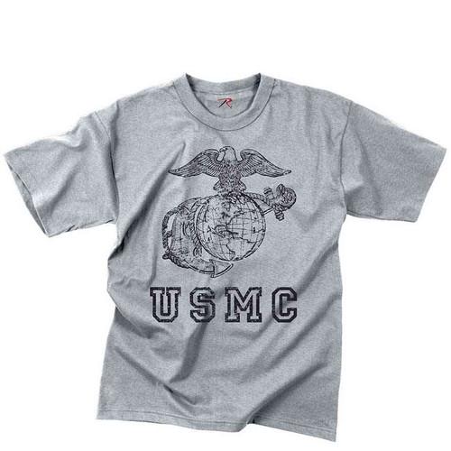 vintage usmc ega tshirt