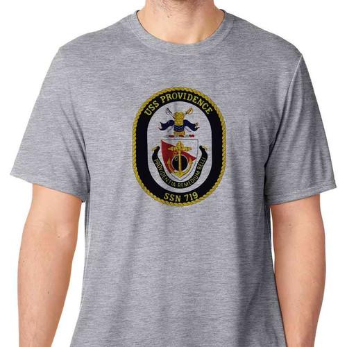 uss providence tshirt