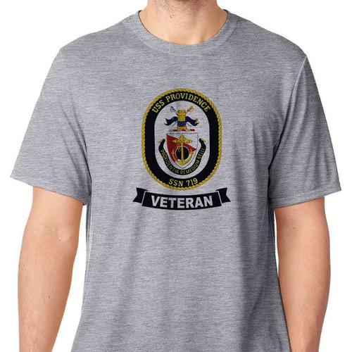 uss providence veteran tshirt