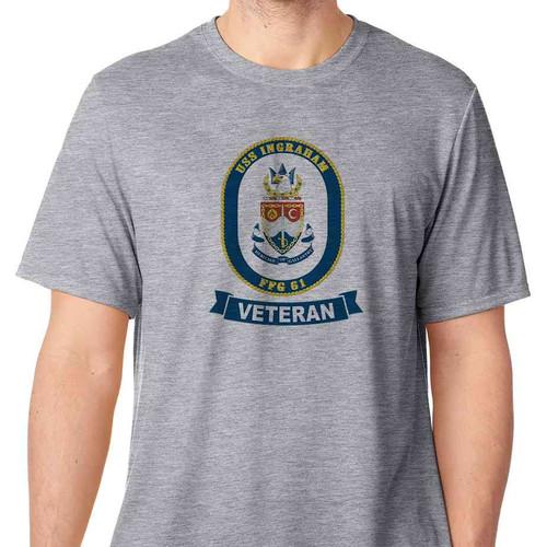 uss ingraham veteran tshirt