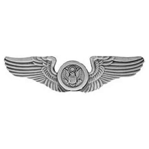 air force air crew hat lapel pin
