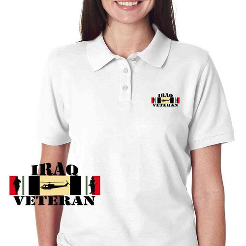 iraq veteran helicopter soldiers ladies performance ecopolo
