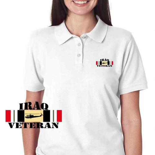 iraq veteran helicopter ladies performance ecopolo