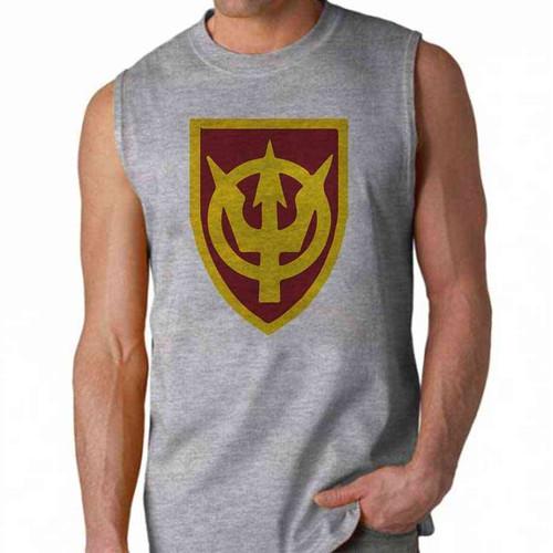army 4th transportation command sleeveless shirt