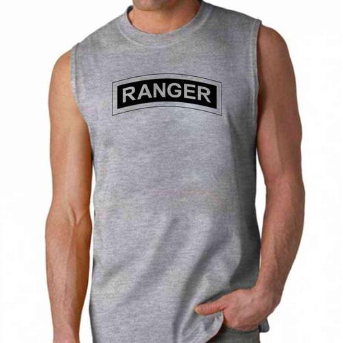 army ranger sleeveless shirt