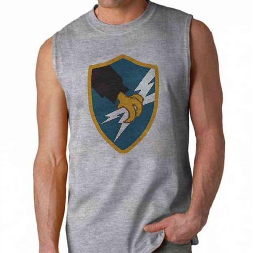army security agency sleeveless shirt
