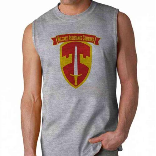 macv sleeveless shirt