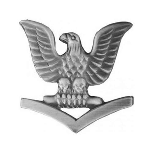 navy po3rd class (lt) hat lapel pin