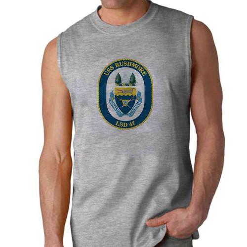 uss rushmore sleeveless shirt