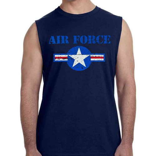 u s air force special edition sleeveless shirt