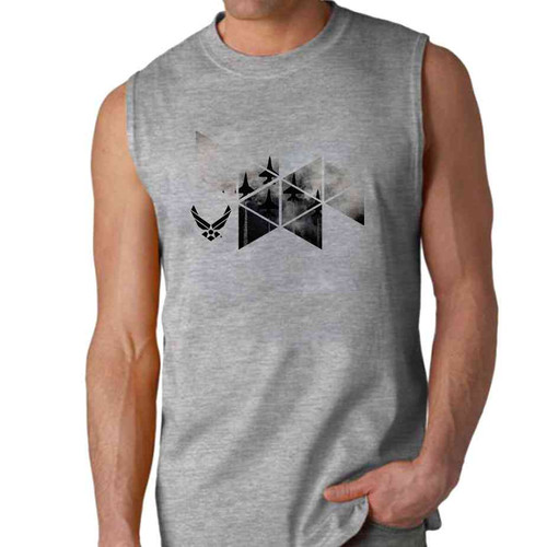 officially licensed u s air force jets sleeveless shirt