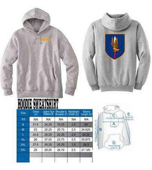 u s army 1st aviation brigade hoodie sweatshirt